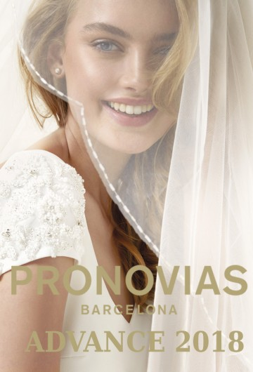 PRONOVIAS AV 2018 Salon Emma