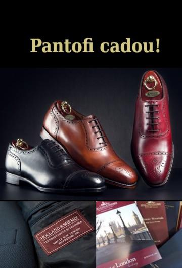 PANTOFI CADOU Salon Emma